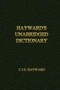 Hayward's Unabridged Dictionary