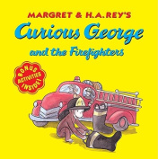 HOUGHTON MIFFLIN HO-0618494960 CURIOUS GEORGE AND THE FIREFIGHTERS