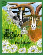 The Three Billy Goats Gruff Book & CD