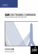 *CD Sam 2003 Offline Training