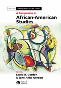 A Companion to African American Studies