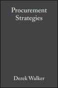 Procurement Strategies