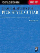 Classical Studies for Pick-Style Guitar