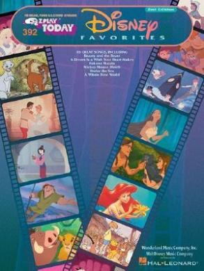 Disney Favorites (E-Z Play Today)