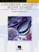 Children's Favourite Movie Songs