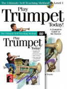 Play Trumpet Today Bk & DVD Pk