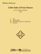 William Bolcom - Little Suite of Four Dances