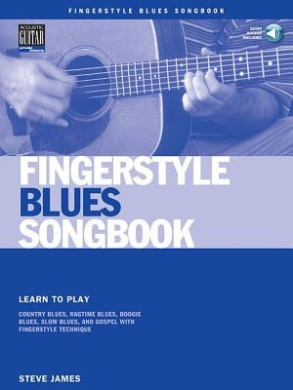 Fingerstyle Blues Songbook [With CD (Audio)]