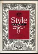 Style Manual for Authors, Editors and Printers