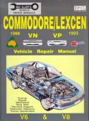 Commodore/Lexcen