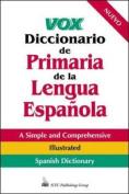 Vox Diccionario De Primaria De La Lengua Espanola