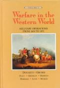Warfare in the Western World