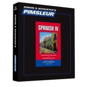 Pimsleur Spanish Level 4 CD [Audio]