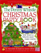 Penny Whistle Christmas Party Book