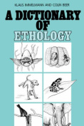 A Dictionary of Ethology