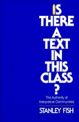 Is There a Text in This Class?
