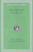 Aeschylus: v. III