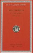 Saturnalia, Volume II