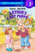 Arthur's Lost Puppy [With Stickers]