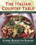 The Italian Country Table
