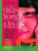 Children`s Worship Activities