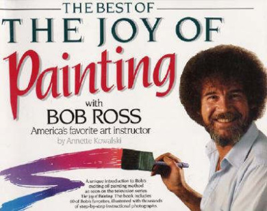 Best of the Joy of Painting with Bob Ross: America's Favouite Art Instructor