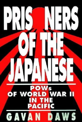 Prisoners of the Japanese