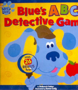 Blue's ABC Detective Game (Blue's Clues S.) [Board book]