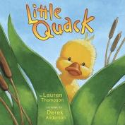 Little Quack [Board Book]