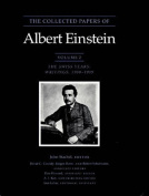 The Collected Papers of Albert Einstein: v. 2 [GER]