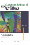 Microfoundations of Financial Economics