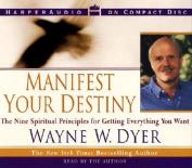 Manifest Your Destiny CD [Audio]