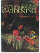 Australia and New Zealand Complete Book of Gardening
