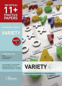 11+ Practice Papers, Variety Pack 4, Standard