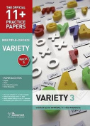 11+ Practice Papers, Variety Pack 3, Multiple Choice