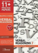 11+ Practice Papers, Verbal Reasoning Pack 2 (Multiple Choice)
