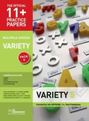 11+ Practice Papers, Variety Pack 5 (Multiple Choice)