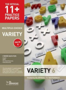 11+ Practice Papers, Variety Pack 6 (Multiple Choice)