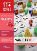 11+ Practice Papers, Variety Pack 8 (multiple Choice)