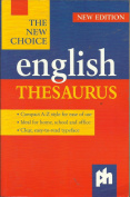 Roget's English Thesaurus