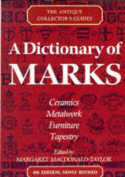 A Dictionary of Marks