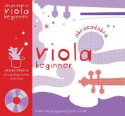 Abracadabra Strings Beginners - Abracadabra Viola Beginner (Pupil's book + CD)