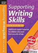 Supporting Writing Skills 9-10