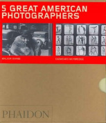 Five Great American Photographers Boxed Set