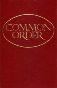 Book of Common Order of the Church of Scotland