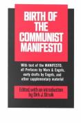 Birth of the Communist Manifesto