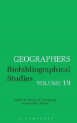 Geographers: Biobibliographical Studies