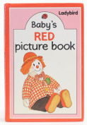 Baby's Red Picture Book