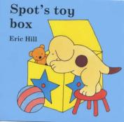 Spot's Toy Box (Little Spot Board Books) [Board book]