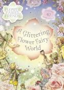 Flower Fairies Sparkly Sticker Book